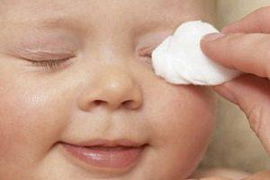 Капли при конъюнктивите для детей