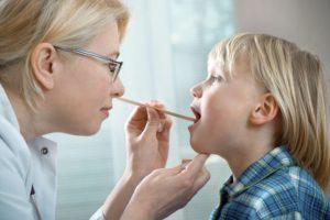 Аллергический ларингит у детей: симптомы и лечение