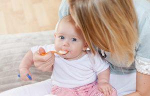 Кормление ребенка при дерматите