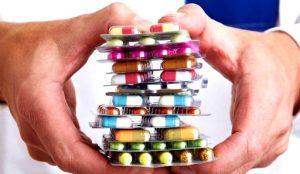 Синдром Лайелла может вызвать бесконтрольный прием лекарств