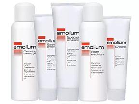 Эмолиум от дерматита