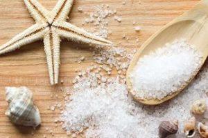 Лечение дерматита на голове морской солью