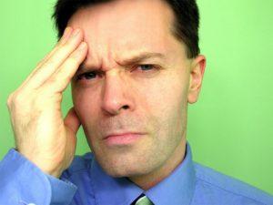 Таблица Луицы Хей: болит голова