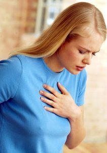 Фиброзирующий альвеолит: симптомы
