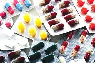 Фиброзирующий альвеолит: препараты