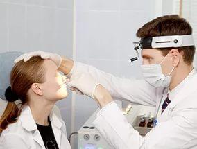 Вазомоторный ринит: лечение в клинике