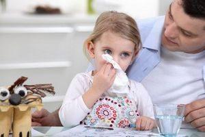 Хронический ринит у детей: особые правила терапии