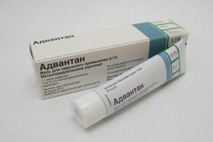 Адвантан — мазь для детей при дерматите