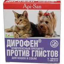 Гельминты у кошек. Профилактика и лечение.