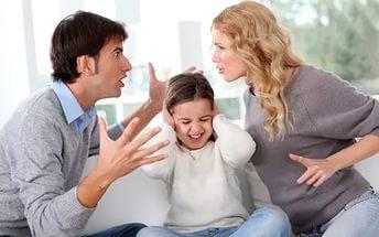 Аллергия у ребенка и ссоры родителей. Психосоматика