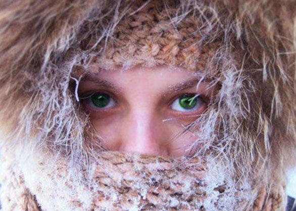 Аллергия и сильный мороз