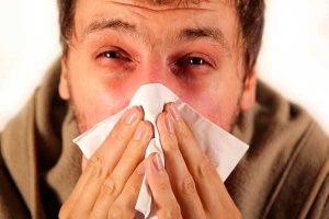 Противоаллергические капли в нос