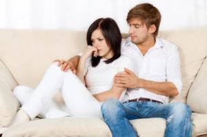 аллергия у женщины на мужа