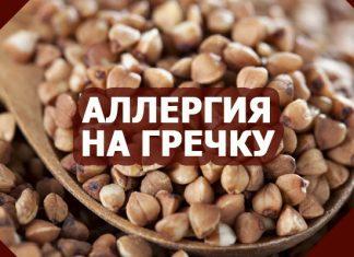 Аллергия на гречку