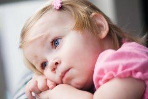 Больной ребенок