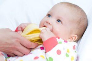Аллергия на банан у грудничка