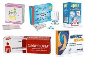 Препараты-пробиотики