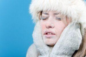 Реакция на холод