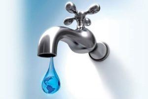Вода из-под крана