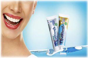 Барьерные зубные пасты