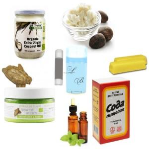 Изготовление дезодоранта в домашних условиях