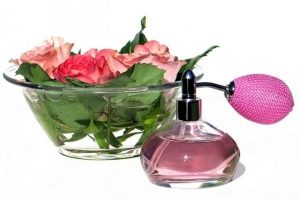 Компоненты парфюма