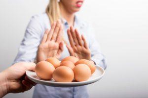 Отказ от яиц