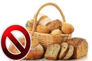 Запрет на хлебобулочные изделия