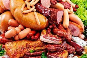 Колбаса и копчености