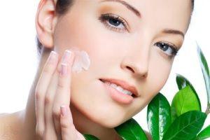 Применение крема для лица