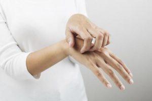 Раздражение и зуд на руках