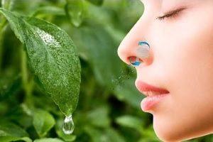 Назальный фильтр при аллергии