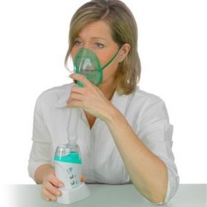 Ингаляции при заложенности носа