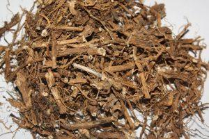 Сушенные корни крапивы