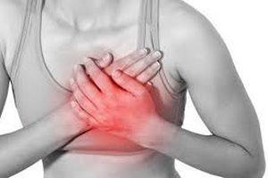 Тупая боль в области сердца