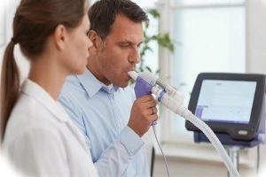 Тестирование функции легких