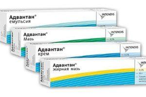 Препарат Адвантан
