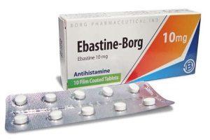Таблетки Эбастин