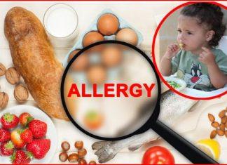 Диагностика пищевой аллергии у детей
