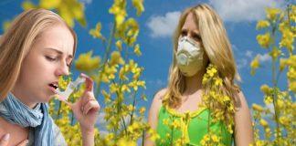 Признаки астмы у взрослого на фоне аллергии